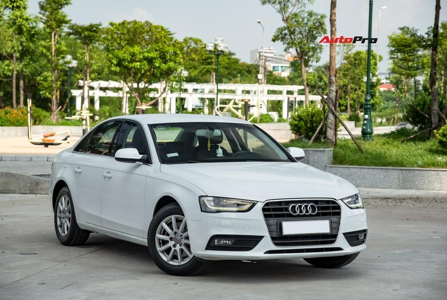 Cảm nhận nhanh Audi A4 giá hơn 800 triệu: Còn lại gì sau 60.000 km? - Ảnh 2.