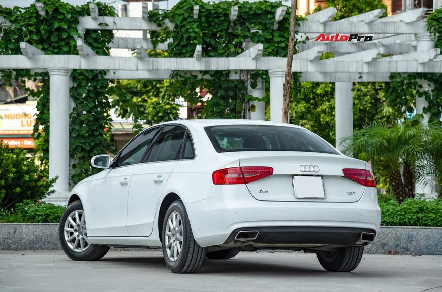Cảm nhận nhanh Audi A4 giá hơn 800 triệu: Còn lại gì sau 60.000 km? - Ảnh 3.