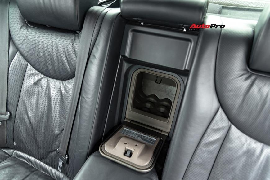 Lexus LS430 13 năm tuổi: Thừa sang trọng dù giá chỉ 650 triệu đồng - Ảnh 16.