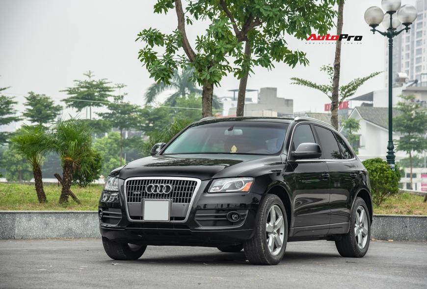 Cảm nhận nhanh Audi Q5 giá hơn 800 triệu sau 80.000 km: Chỉ có thể phàn nàn được nội thất - Ảnh 4.