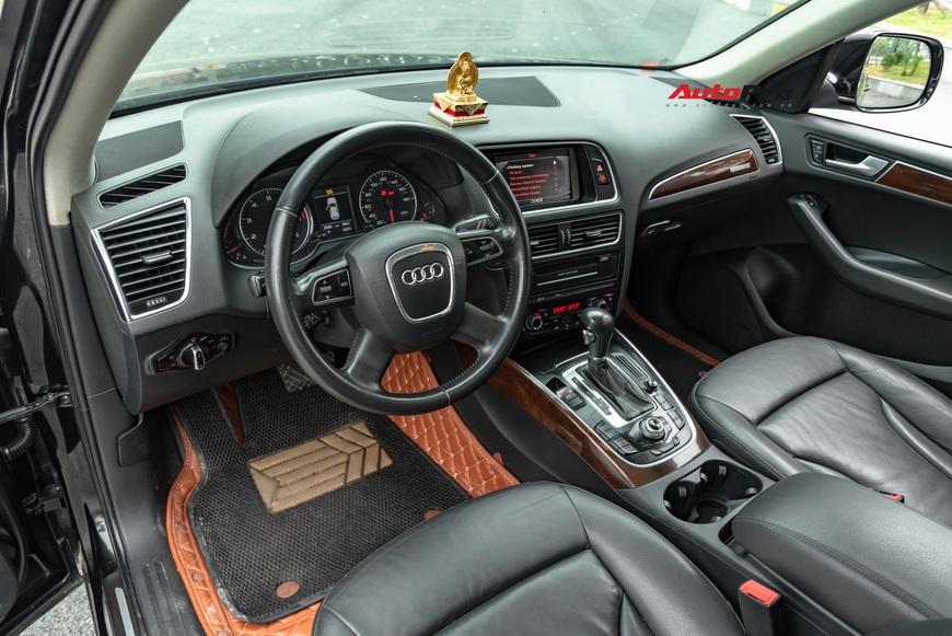 Cảm nhận nhanh Audi Q5 giá hơn 800 triệu sau 80.000 km: Chỉ có thể phàn nàn được nội thất - Ảnh 7.