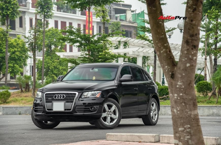 Cảm nhận nhanh Audi Q5 giá hơn 800 triệu sau 80.000 km: Chỉ có thể phàn nàn được nội thất - Ảnh 13.