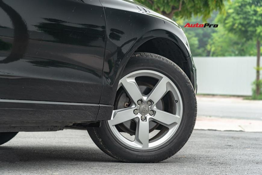Cảm nhận nhanh Audi Q5 giá hơn 800 triệu sau 80.000 km: Chỉ có thể phàn nàn được nội thất - Ảnh 2.