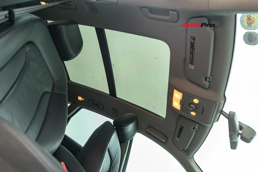 Cảm nhận nhanh Audi Q5 giá hơn 800 triệu sau 80.000 km: Chỉ có thể phàn nàn được nội thất - Ảnh 5.