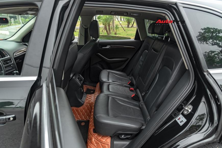 Cảm nhận nhanh Audi Q5 giá hơn 800 triệu sau 80.000 km: Chỉ có thể phàn nàn được nội thất - Ảnh 11.