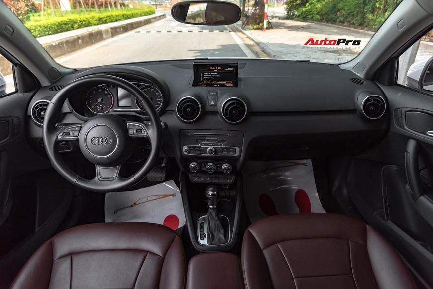 Cảm nhận nhanh Audi A1 S-line 2016: Có gì sau mức giá ngang ngửa Toyota Altis? - Ảnh 4.