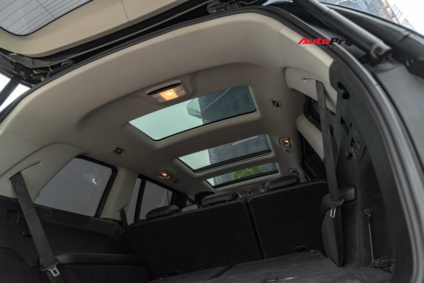 Cảm nhận nhanh Mercedes-Benz GL 500 hơn 3 tỷ đồng: Còn quá mới sau 4 năm tuổi và 40.000 km - Ảnh 7.