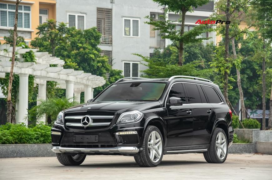 Cảm nhận nhanh Mercedes-Benz GL 500 hơn 3 tỷ đồng: Còn quá mới sau 4 năm tuổi và 40.000 km - Ảnh 2.