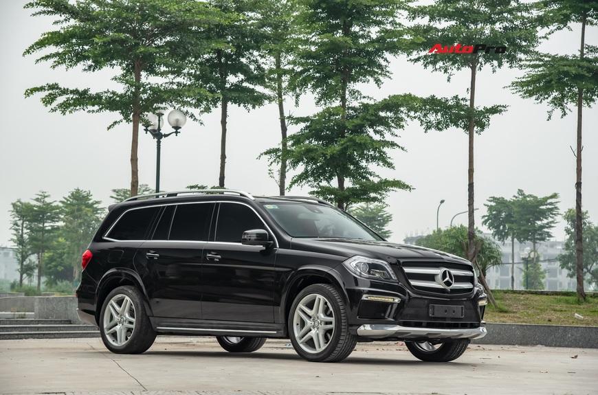 Cảm nhận nhanh Mercedes-Benz GL 500 hơn 3 tỷ đồng: Còn quá mới sau 4 năm tuổi và 40.000 km - Ảnh 12.
