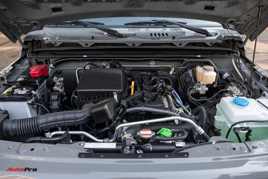 Chi tiết Suzuki Jimny giá 1,4 tỷ đồng tại Việt Nam - lý giải mức giá ngang với Mazda CX-8 bản cao cấp - Ảnh 9.