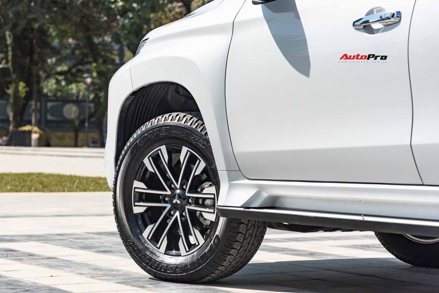[Chém xe] Mitsubishi Pajero Sport 2020: Gần 1.000km Hà Nội-Hà Giang lộ rõ 22 điểm cộng/trừ cần biết khi định mua SUV 7 chỗ - Ảnh 13.