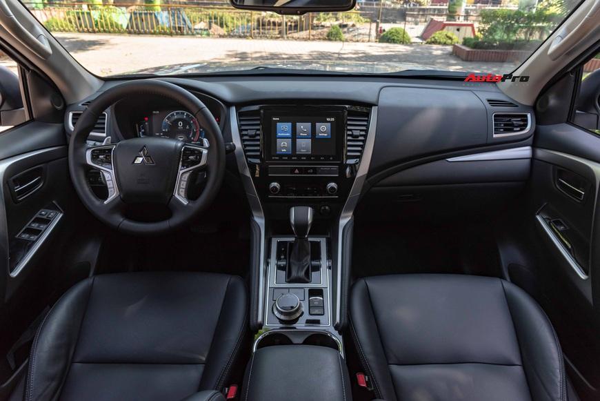 [Chém xe] Mitsubishi Pajero Sport 2020: Gần 1.000km Hà Nội-Hà Giang lộ rõ 22 điểm cộng/trừ cần biết khi định mua SUV 7 chỗ - Ảnh 20.