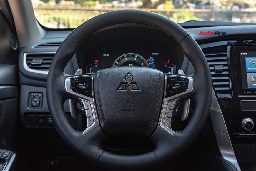 [Chém xe] Mitsubishi Pajero Sport 2020: Gần 1.000km Hà Nội-Hà Giang lộ rõ 22 điểm cộng/trừ cần biết khi định mua SUV 7 chỗ - Ảnh 18.