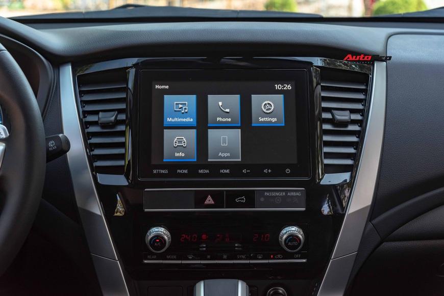 [Chém xe] Mitsubishi Pajero Sport 2020: Gần 1.000km Hà Nội-Hà Giang lộ rõ 22 điểm cộng/trừ cần biết khi định mua SUV 7 chỗ - Ảnh 23.