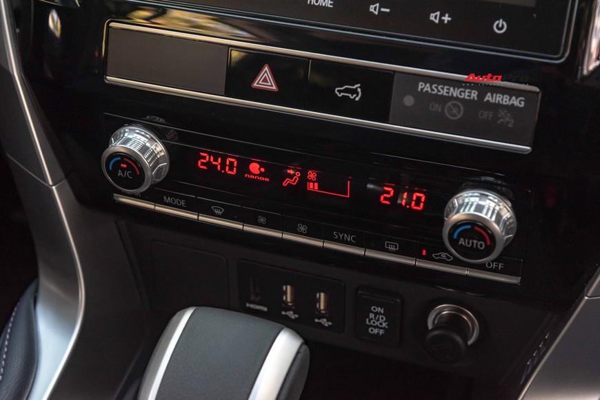 [Chém xe] Mitsubishi Pajero Sport 2020: Gần 1.000km Hà Nội-Hà Giang lộ rõ 22 điểm cộng/trừ cần biết khi định mua SUV 7 chỗ - Ảnh 8.