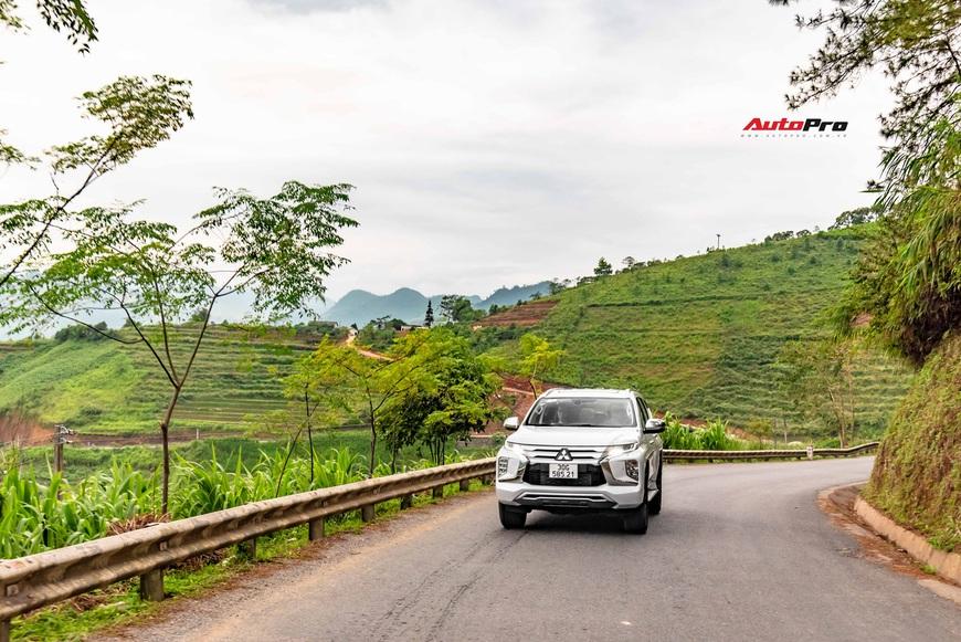 [Chém xe] Mitsubishi Pajero Sport 2020: Gần 1.000km Hà Nội-Hà Giang lộ rõ 22 điểm cộng/trừ cần biết khi định mua SUV 7 chỗ - Ảnh 22.
