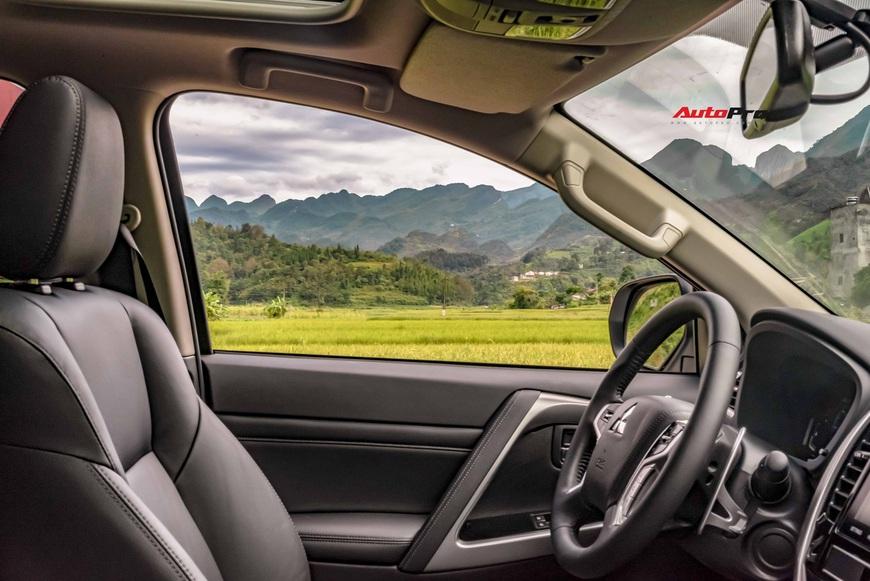 [Chém xe] Mitsubishi Pajero Sport 2020: Gần 1.000km Hà Nội-Hà Giang lộ rõ 22 điểm cộng/trừ cần biết khi định mua SUV 7 chỗ - Ảnh 21.