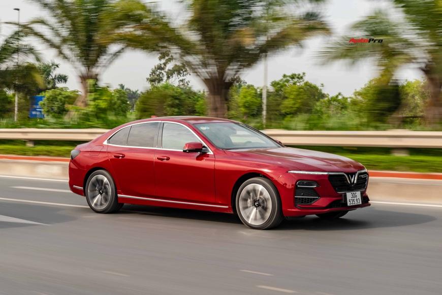 [Chém xe] VinFast Lux A2.0: Liệu đã xứng danh BMW Việt? - Ảnh 18.