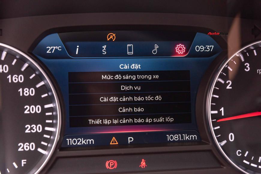 [Chém xe] VinFast Lux A2.0: Liệu đã xứng danh BMW Việt? - Ảnh 11.