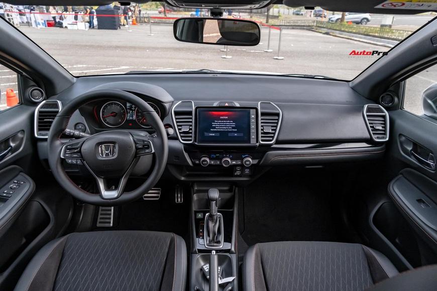 Đánh giá nhanh Honda City 2020 giá 599 triệu đồng: Những điều hợp lý khiến Accent phải giật mình - Ảnh 6.