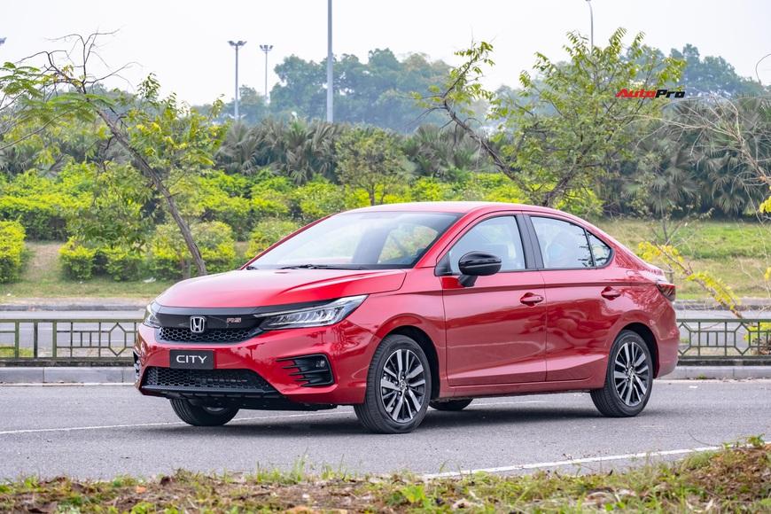 Đánh giá nhanh Honda City 2020 giá 599 triệu đồng: Những điều hợp lý khiến Accent phải giật mình - Ảnh 3.