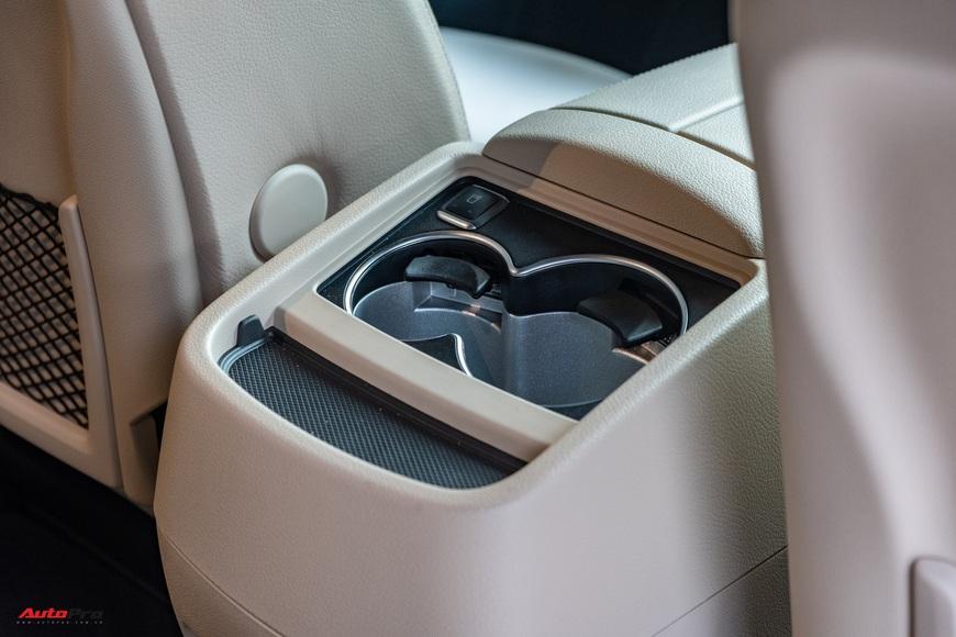 Đánh giá nhanh Mercedes-Benz V 250 AMG: Hơn 3 tỷ đổi đẳng cấp thương gia cho người Việt - Ảnh 19.