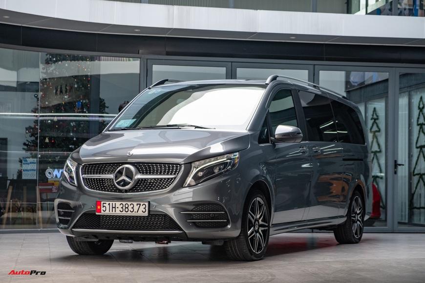 Đánh giá nhanh Mercedes-Benz V 250 AMG: Hơn 3 tỷ đổi đẳng cấp thương gia cho người Việt - Ảnh 2.