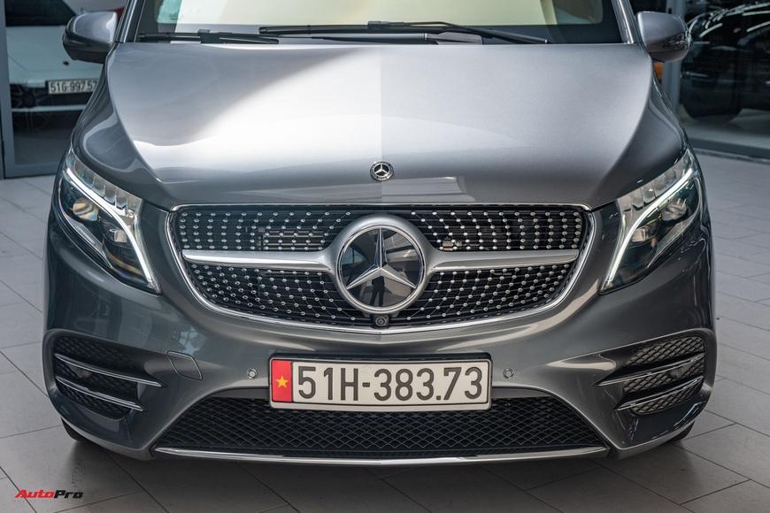 Đánh giá nhanh Mercedes-Benz V 250 AMG: Hơn 3 tỷ đổi đẳng cấp thương gia cho người Việt - Ảnh 4.