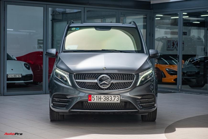 Đánh giá nhanh Mercedes-Benz V 250 AMG: Hơn 3 tỷ đổi đẳng cấp thương gia cho người Việt - Ảnh 21.
