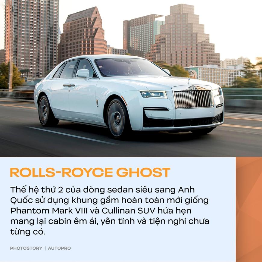 2020 qua đi nhưng bạn sẽ không thể quên 15 mẫu xe hút view này: Nhiều cái tên cũng đang hot ở Việt Nam - Ảnh 14.