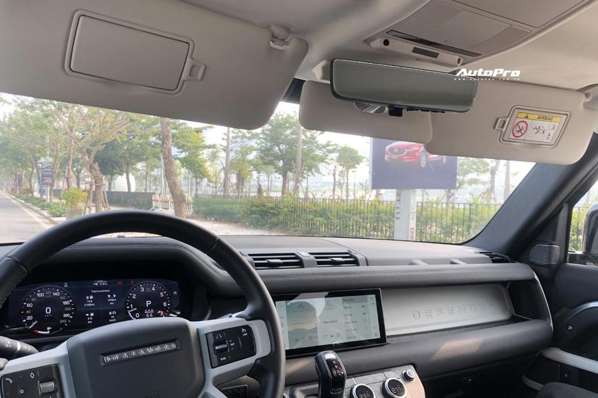 [Chém xe] Land Rover Defender - Ty tỷ thứ hay ho dùng hàng ngày nếu không quẩy địa hình theo cách nhà giàu - Ảnh 19.
