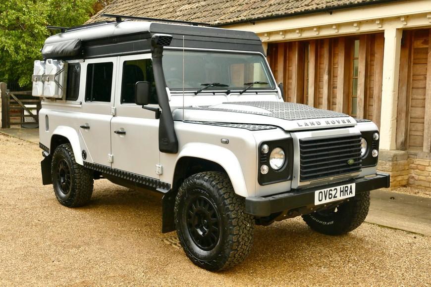 [Chém xe] Land Rover Defender - Ty tỷ thứ hay ho dùng hàng ngày nếu không quẩy địa hình theo cách nhà giàu - Ảnh 1.