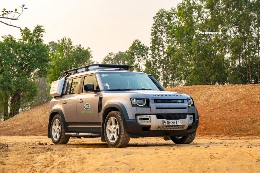 [Chém xe] Land Rover Defender - Ty tỷ thứ hay ho dùng hàng ngày nếu không quẩy địa hình theo cách nhà giàu - Ảnh 5.