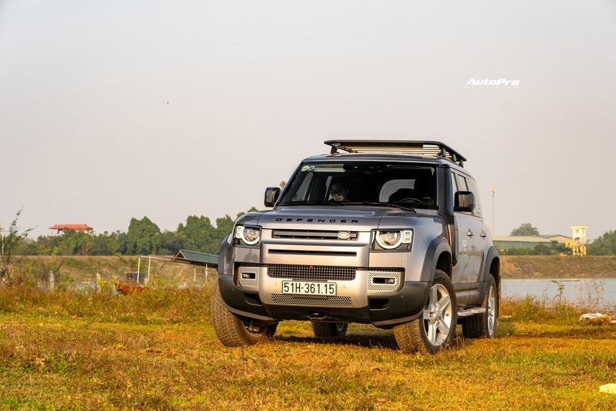 [Chém xe] Land Rover Defender - Ty tỷ thứ hay ho dùng hàng ngày nếu không quẩy địa hình theo cách nhà giàu - Ảnh 29.