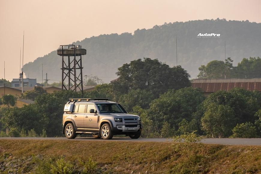 [Chém xe] Land Rover Defender - Ty tỷ thứ hay ho dùng hàng ngày nếu không quẩy địa hình theo cách nhà giàu - Ảnh 33.