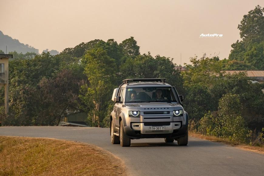 [Chém xe] Land Rover Defender - Ty tỷ thứ hay ho dùng hàng ngày nếu không quẩy địa hình theo cách nhà giàu - Ảnh 35.
