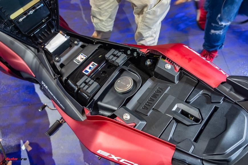 Chi tiết Yamaha Exciter 155 VVA tại Việt Nam: Ngoài động cơ mạnh còn nhiều trang bị mới, công nghệ thừa hưởng từ phân khối lớn YZF-R1 - Ảnh 7.