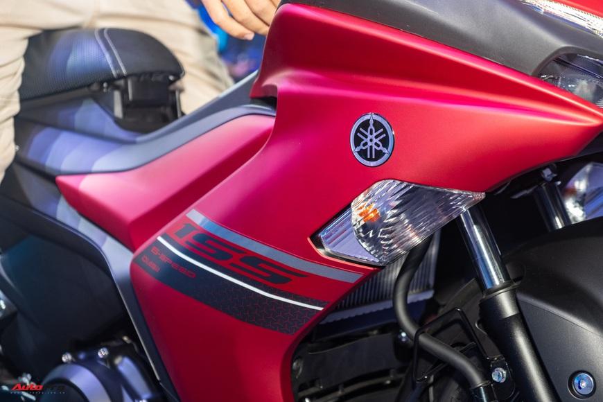 Chi tiết Yamaha Exciter 155 VVA tại Việt Nam: Ngoài động cơ mạnh còn nhiều trang bị mới, công nghệ thừa hưởng từ phân khối lớn YZF-R1 - Ảnh 13.