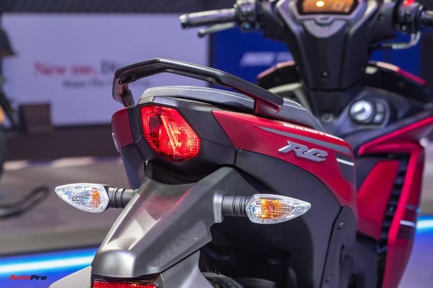 Chi tiết Yamaha Exciter 155 VVA tại Việt Nam: Ngoài động cơ mạnh còn nhiều trang bị mới, công nghệ thừa hưởng từ phân khối lớn YZF-R1 - Ảnh 4.