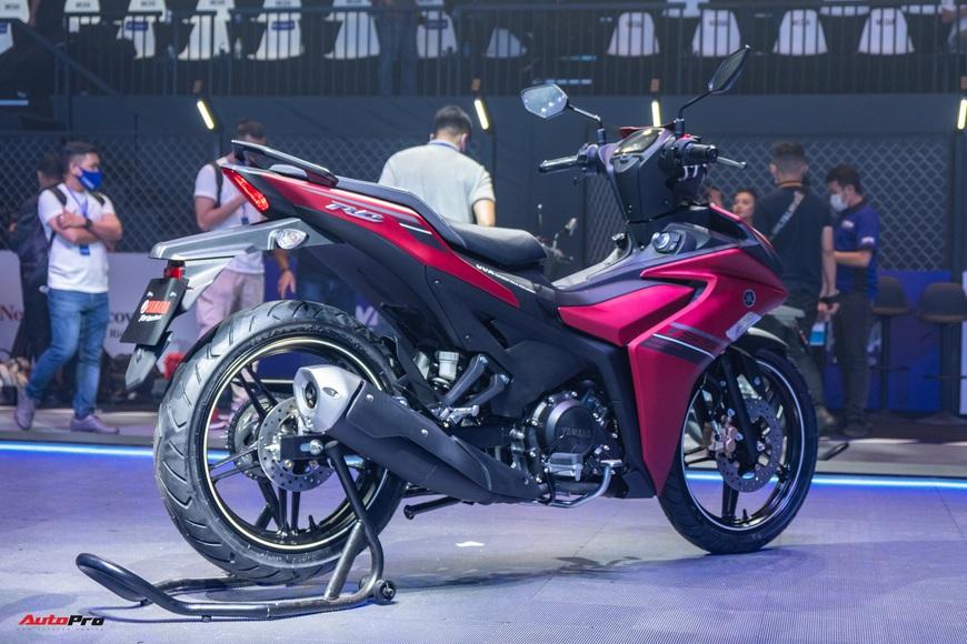 Chi tiết Yamaha Exciter 155 VVA tại Việt Nam: Ngoài động cơ mạnh còn nhiều trang bị mới, công nghệ thừa hưởng từ phân khối lớn YZF-R1 - Ảnh 15.