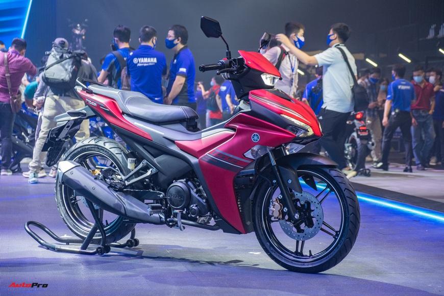 Chi tiết Yamaha Exciter 155 VVA tại Việt Nam: Ngoài động cơ mạnh còn nhiều trang bị mới, công nghệ thừa hưởng từ phân khối lớn YZF-R1 - Ảnh 1.