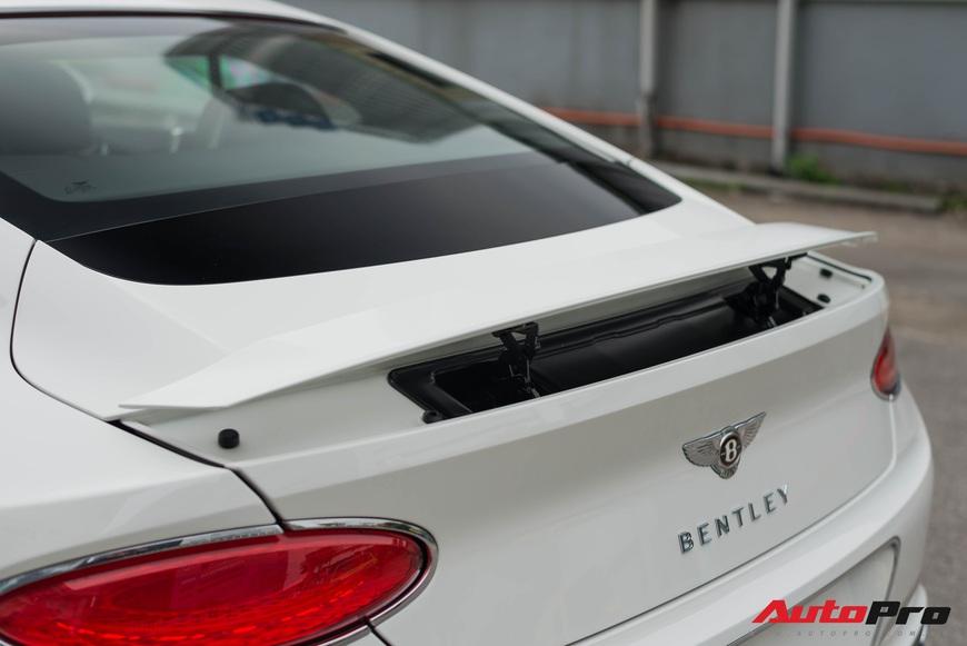 Đánh giá nhanh Bentley Continental GT V8: Hiểu vì sao bỏ hàng chục tỷ mua xe - Ảnh 4.
