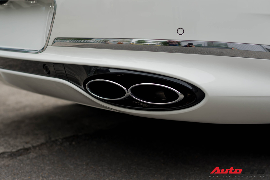 Đánh giá nhanh Bentley Continental GT V8: Hiểu vì sao bỏ hàng chục tỷ mua xe - Ảnh 8.