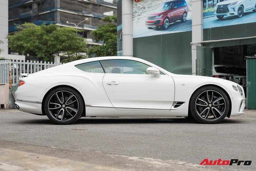 Đánh giá nhanh Bentley Continental GT V8: Hiểu vì sao bỏ hàng chục tỷ mua xe - Ảnh 6.
