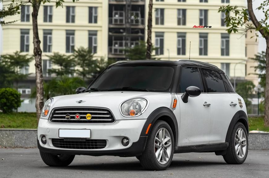 Chủ xe bán MINI Cooper bay trong một nốt nhạc với mức giá nhỉnh hơn Ford EcoSport chỉ 10 triệu đồng - Ảnh 11.