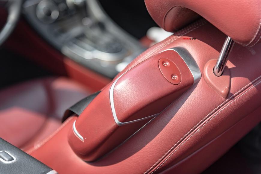 Cảm nhận nhanh xe nhà giàu Mercedes-Benz SL 550 sau 13 năm tuổi: mua gần 400 mã lực với giá Toyota Camry - Ảnh 10.
