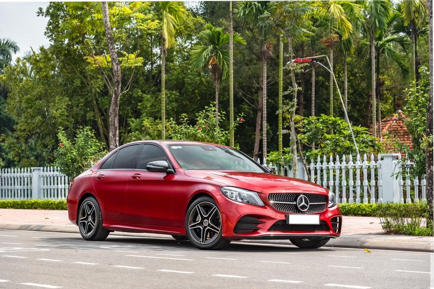 Chạy 7.000 km, đại gia Việt vẫn bán Mercedes-Benz C300 AMG ngang ngửa giá mua mới - Ảnh 10.