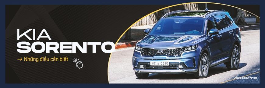 Ngắm trọn Kia Sorento 2021 trước ngày ra mắt Việt Nam: Đẹp mê mẩn, chờ THACO chọn option khi lắp ráp - Ảnh 13.
