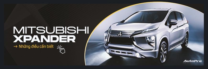 Đánh giá nhanh Mitsubishi Xpander 2020: 8 điểm mới, tăng 10 triệu nhưng tặng lại 10 triệu, rộng đường giữ ngôi vương MPV - Ảnh 15.