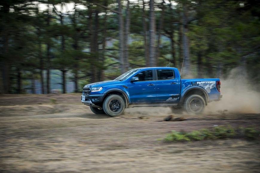Thả Ford Ranger Raptor về rừng: Giảm xóc cứu tất cả - Ảnh 3.